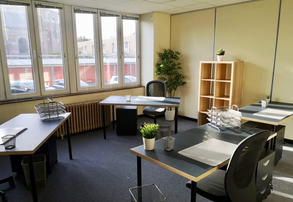louer un bureau meublé sur lille